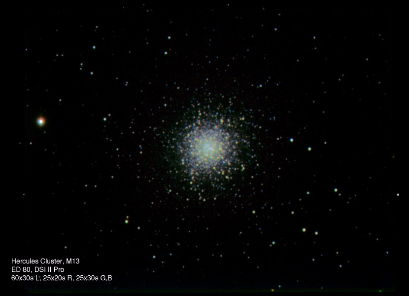 visible star clusters - photo #10